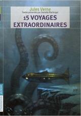 15 voyages extraordinaires de Jules Verne