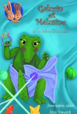 Galurin et mélusine 4  et le bébé crocodile