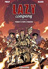 Lazy Company : Pendant ce temps, à Veracruz