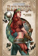 Legenderry Red Sonja. Une aventure steampunk