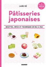 Pâtisseries japonaises. Le goût du Japon
