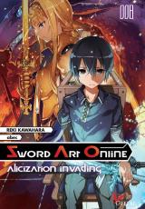 Sword Art Online Tome 8 : Alicization invading