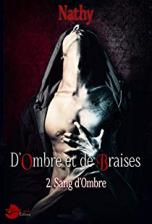 Sang d'Ombre, tome 2 : D'Ombre et de Braises