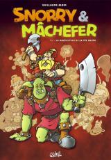 Snorrry et Machefer, tome 1 : La Malédiction de la fée Kalôm