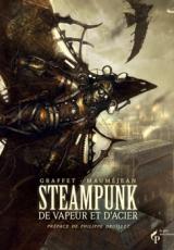 Steampunk. De vapeur er d'acier