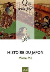 Histoire du Japon. Des origines à Meiji, 9e édition