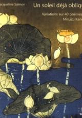 Un soleil déjà oblique. Variations sur 40 poèmes de Misuzu Kaneko.