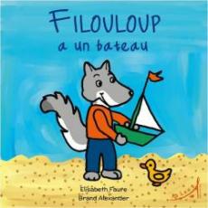 Filouloup a un bateau