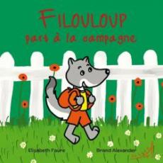 Filouloup part à la campagne