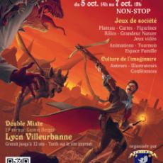 Écriture et création de jeux de rôle : Les héros, anti-héros et lycanthropes sont de la partie !