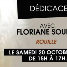 Dédicace Floriane Soulas