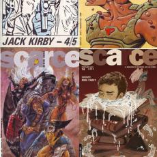 SCARCE magazine