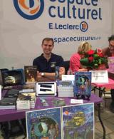 Dédicaces Espace Culturel Leclerc Sormiou - Marseille
