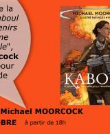 Dédicace de Michael Moorcock !