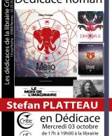 Dédicace SF : Stefan Platteau