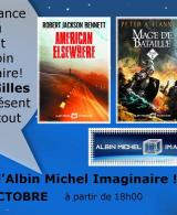 Présentation d'Albin Michel Imaginaire par Gilles Dumay