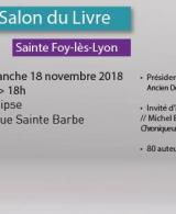 4ème salon du livre - Sainte foy lès lyon