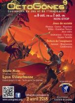 OctoGônes - 9ème édition