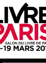 Livre Paris - dimanche 18 mars de 13h à 15h, stand U37
