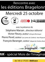 MIR spécial Mois de l'Imaginaire avec les éditions Bragelonne