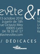 Mü à la librairie La Virevolte (Lyon)