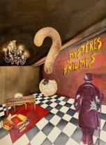 """24e automnale du livre """" Mystères et énigmes """""""