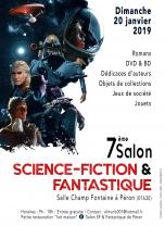 7ème Salon SF et Fantastique de Péron