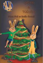Galurin et Mélusine 3 fêtent Noël en famille d'accueil