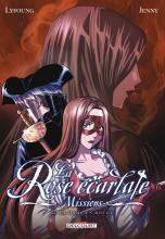 La Rose écarlate : Missions Tome 3 : La Dame en rouge 1/2