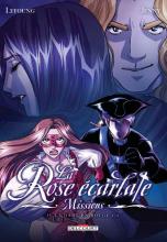 La Rose écarlate : Missions Tome 4 : La Dame en rouge 2/2