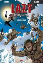 Lazy Company Tome 1 : Le grand sombre
