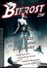 Bifrost n° 77: Dossier Mélanie Fazi