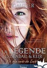 La légende d'Iseabail & Keir, tome 1 : Au coeur du Loch