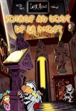 Lux Quest, tome 2 : Voyage au bout de la mort