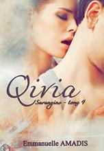 Sarangins, tome 4 : Qivia