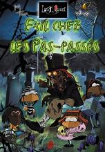Lux Quest, tome 1 : Exil chez les Pas-Passés