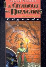 Une aventure d'Alaet, Tome 1 : La Citadelle des dragons