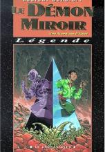 Une aventure d'Alaet, Tome 2 : Le Démon-miroir