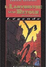 Une aventure d'Alaet, Tome 3 : Le labyrinthe sans retour