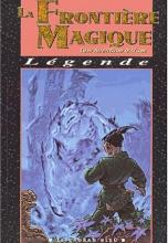 Une aventure d'Alaet, Tome 4 : La Frontière magique